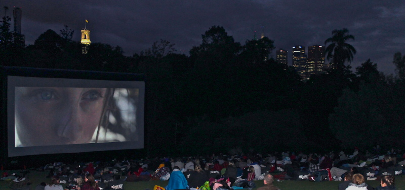 Moonlight cinema Barossa add